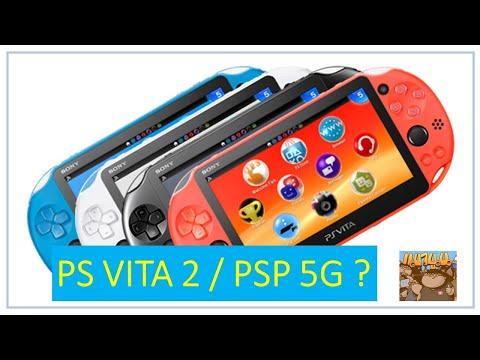 ข่าวเกม : ข่าวลือว่า PS Vita 2/ PSP 5G จะสามารถเล่นเกม PlayStation 5 ได้ผ่านระบบ Cloud Gaming