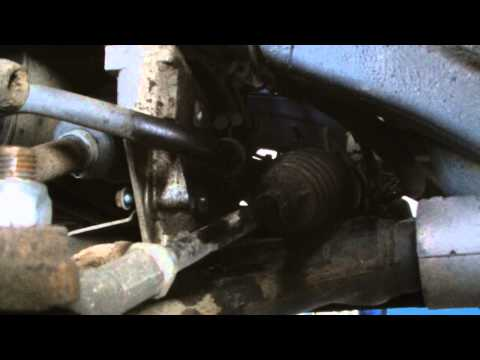 VW POLO ANTI ROLL BUSHINGS REPLACEMENT