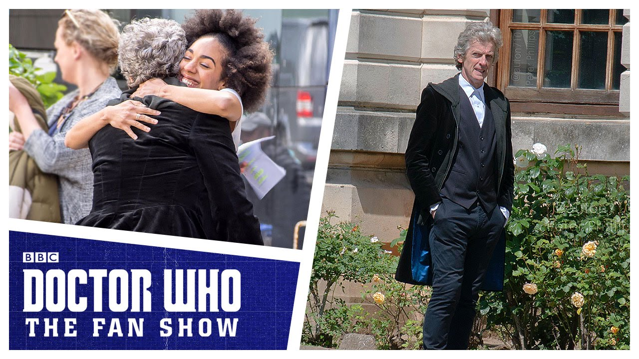 Thumbnail for Doctor Who Roundup on Friday, July 15, 2016