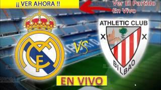 ver partido real madrid vs athletic de bilbao en vivo por internet online 13 febrero 2016