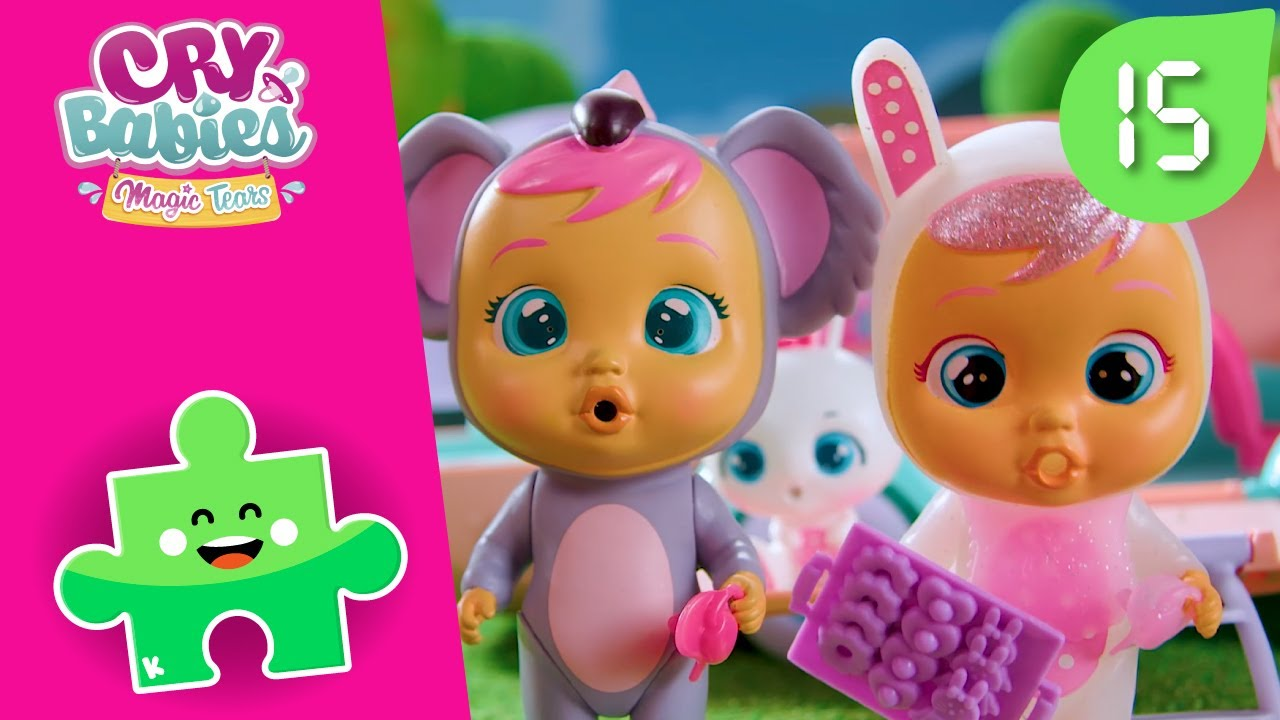 KOALI 🐨 TOY PLAY 🧩 CRY BABIES 💧 MAGIC TEARS 💕 Épisodes COMPLETS