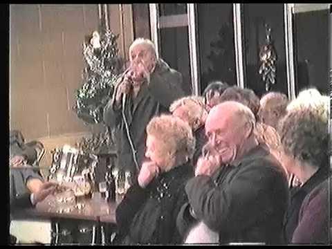 Carndonagh Senior Citizen's Christmas Party 1984