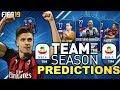 FIFA 19 🔥TEAM OF THE SEASON SERIE A🔥TOTS PREDICTIONS!! /RONALDO, SZCZĘSNY, PIĄTEK🔫🔫