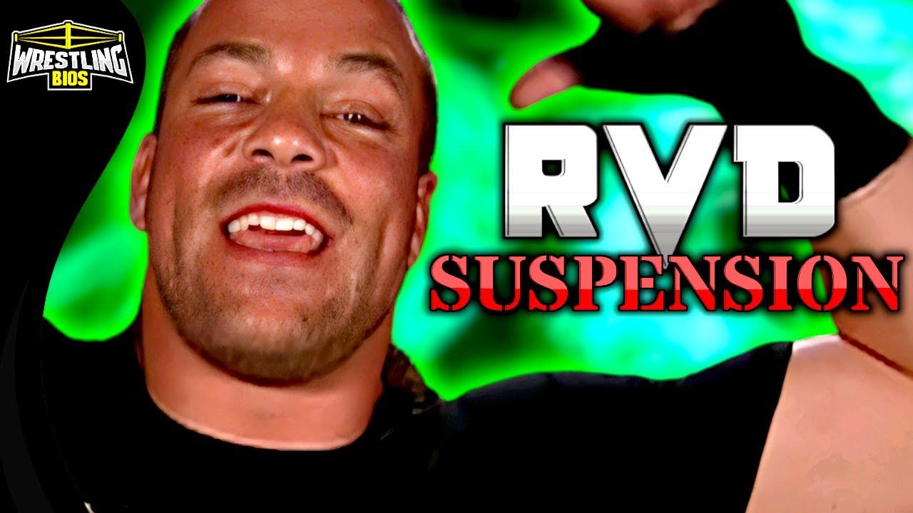 Rob Van Dam - When the WWE Champion Got Suspended