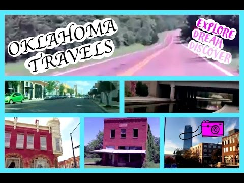 OKLAHOMA TRAVEL ADVENTURES!