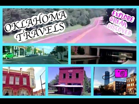 OKLAHOMA TRAVEL ADVENTURES!