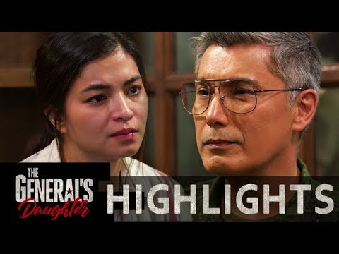 Download Marcial reconsiders Rhian's offer   The General's Daughter (With Eng Subs)