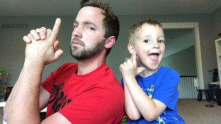 FATHER SON LIVE Q AND A! / Pokemon, Skateboarding, MORE!
