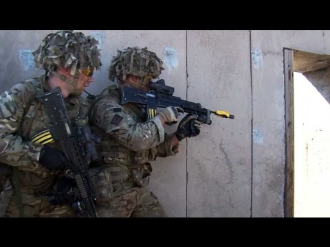 Next Generation Body Armour Giving Future Soldiers The Edge | Forces TV