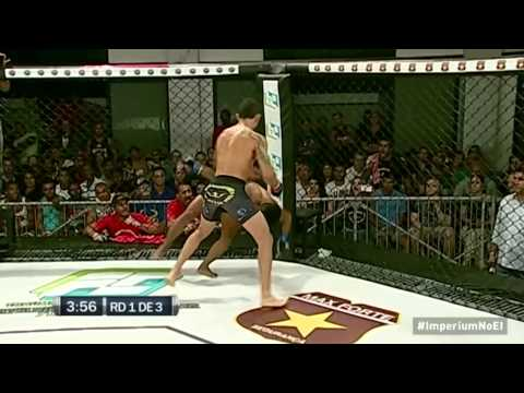 "Imperium MMA Pro 8 - Bruno ""Wallidinho"" x Alex Silva"