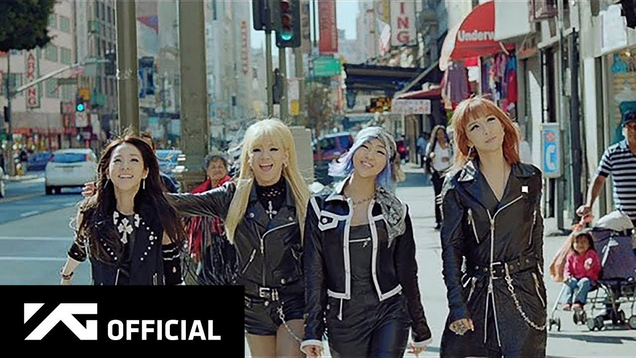 2Ne1 I Am The Best Single an interview with k-pop favorites 2ne1 and their new videos