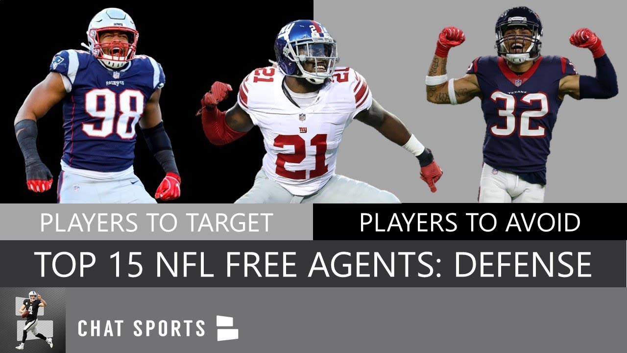 NFL free agency tracker 2019: Live news updates, rumors, list of latest signings