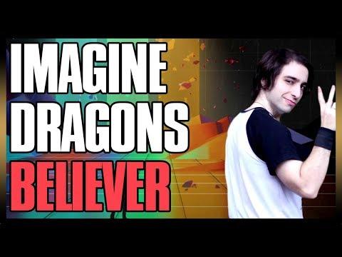 IMAGINE DRAGONS  Believer Rock   I Am Justice