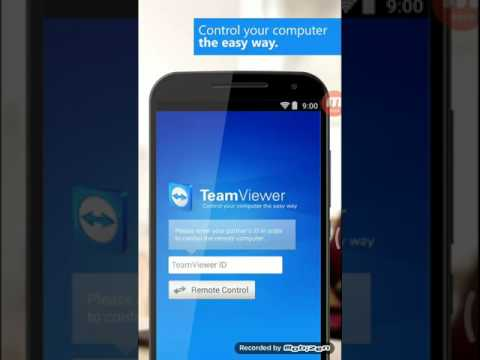 TeamViewer Access Your Pc With Mobile Easy Way