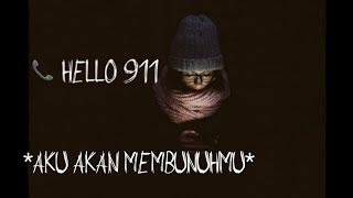 NYATA! PALING SERAM! Rekaman telepon 911 yang mengerikan dari pembunuh berantai