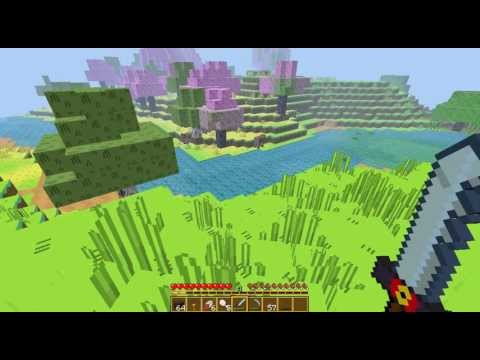 Minecraft Adventure Time Texture Pack! - YouTube