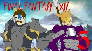 Jake and Trey - Final Fantasy XIV