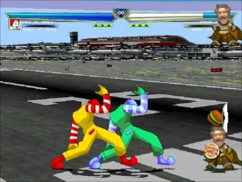 Mugen Mcdonalds Vs Burger King Youtube