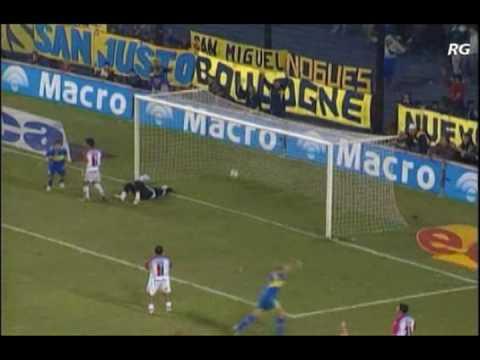 Los mejores goles de Martín Palermo
