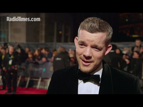 Will Russell Tovey return to Doctor Who? | BAFTA Film Awards 2017