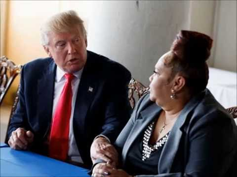 NEW UNCUT Donald Trump's Impact Network Television Interview/Speech (Call for Civil Rights Agenda)