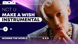 Download NCT U - Make A Wish (Birthday Song) | Official Instrumental