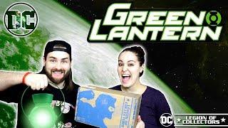 DC Legion of Collectors   Green Lantern Box! The Last box?