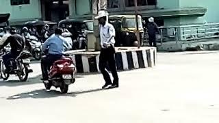Sundargarh Stylist Traffic police...