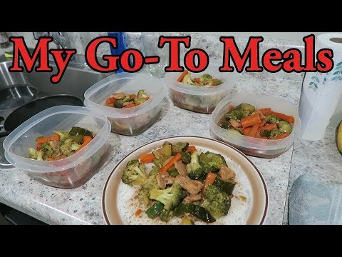 My Go-To Healthy and Cheap Meals || Distance Runner Tips