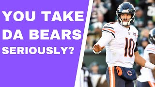 Should Vikings now take the Chicago Bears seriously? [Vikings Ventline]