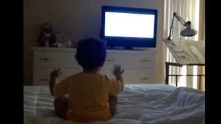 dancing to bubble guppies theme song