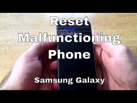 Samsung Galaxy S7 - Soft Reset
