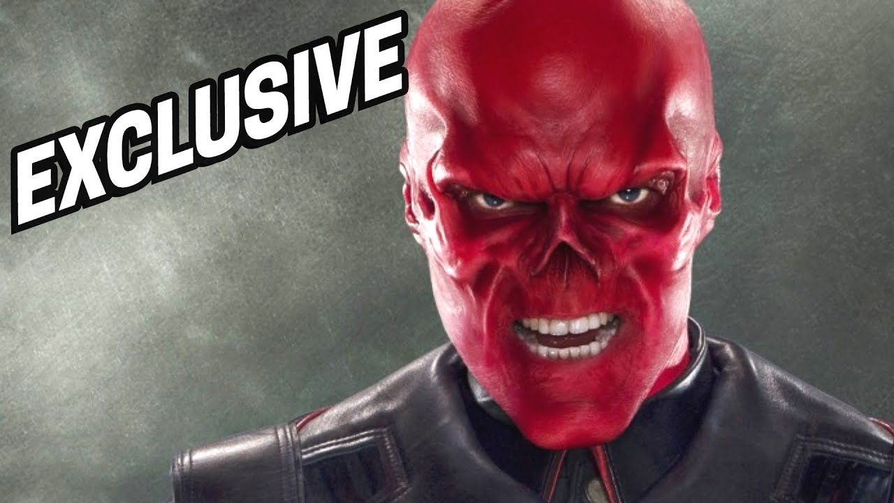 Joaquin Phoenix Was Almost Cast As The Red Skull
