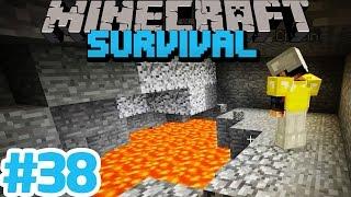 Zindan keşfi I Minecraft Türkçe Survival Multiplayer I 38. Bölüm
