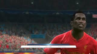Liverpool – Napoli - Pes 2017 Türkçe Spiker