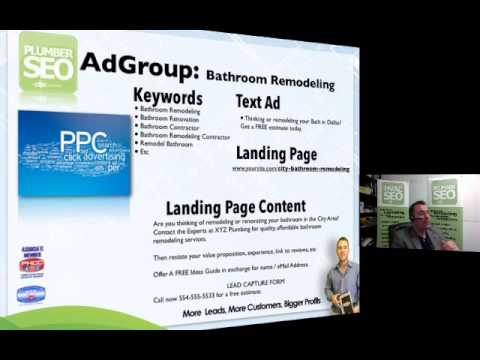 Plumber PPC - Pay-Per-Click Marketing Training for Plumbing Businesses