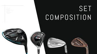 Set Composition | Which golf clubs should be in your bag