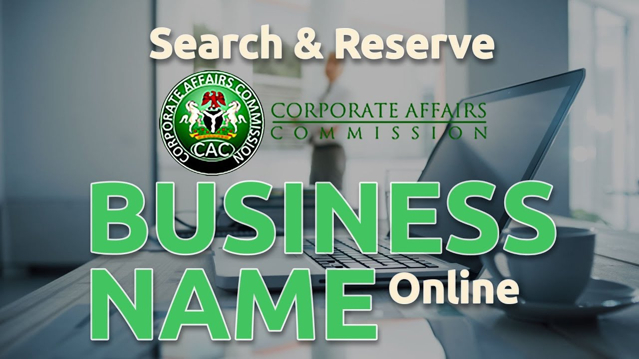 How to Reserve Business Name in Nigeria | Full Tutorial