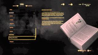 The Witcher 3: Wild Hunt - Glossary Tutorial Text: Mutagens: Decoctions, Panel, Looting Monsters PS4