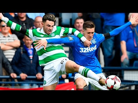 Celtic 2-0 Rangers | William Hill Scottish Cup Semi-Final 2016-17