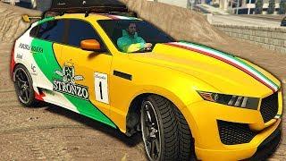 I Drove an SUV That's Faster Than a SuperCar - GTA Online Casino DLC