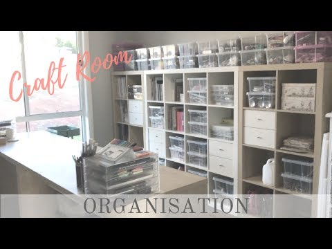 ORGANISATION | Craft Room