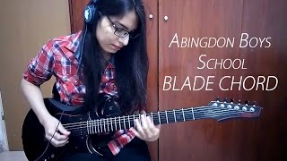 having fun with blade chord!:D.