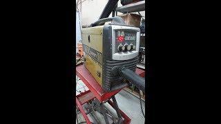 Fimer Queen Mig 180 отремонтирован в сервисном центре Зона-Сварки.РФ | Срочный ремонт сварки