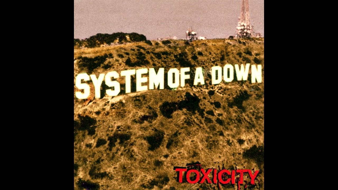 system of a down toxicity album download rar