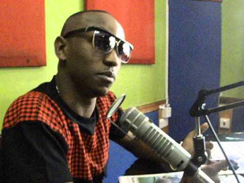 Gosby kwenye The Switch 100.5 Times FM