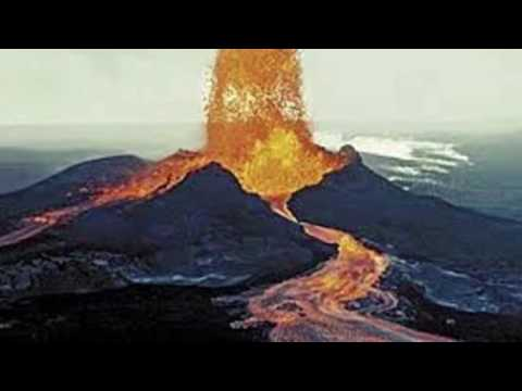 Shield volcanoes -Lilly