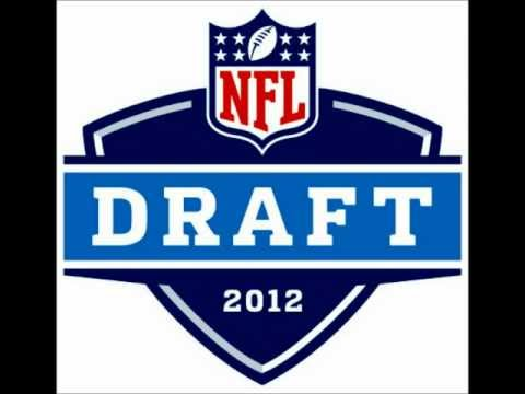 2012 NFL Draft First Round Results