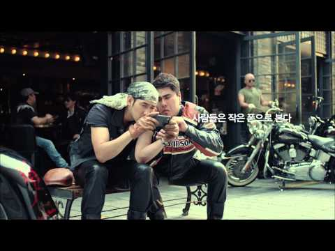 Samsung Galaxy W commercial (korea)