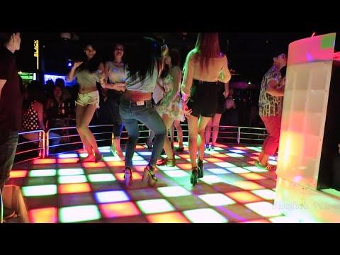 Climax Nightclub, Bangkok... FULL OF FREELANCERS!!!